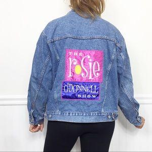 Vintage | Medium Wash Rosie O'donnell Jean Jacket